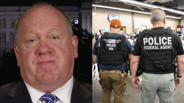 Former acting ICE Director Tom Homan slams sheriff for releasing illegal immigrant, says he should have cal...