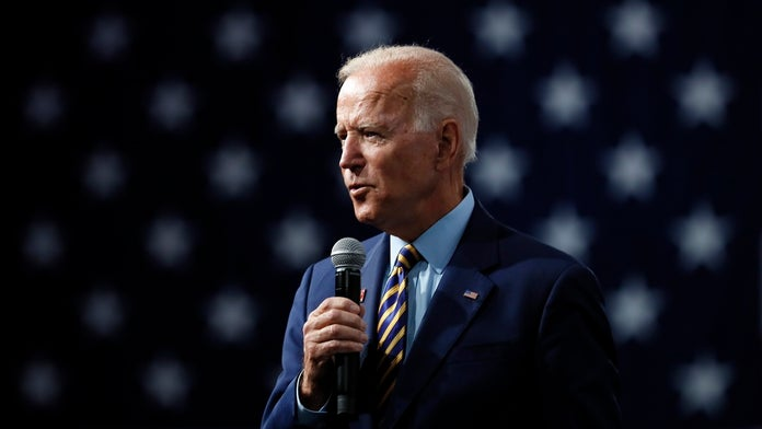 Biden tells voters 'don't vote for me' if they're concerned about his age
