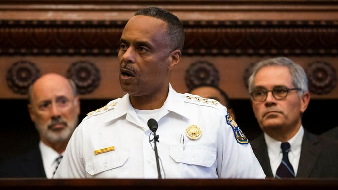 Philadelphia police commissioner resigns amid accusations of sexual harassment, discrimination among 'rank ...