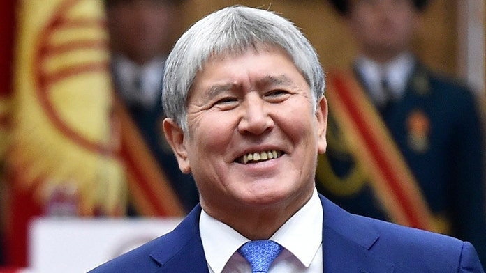 Kyrgyzstan ex-president charged with murder following arrest: reports