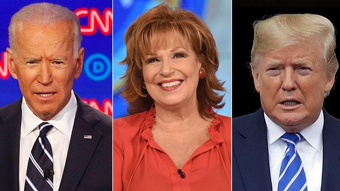 Behar rips debate focus on Biden over 'Benedict Donald': 'Go after the guy who's ruining Democracy'