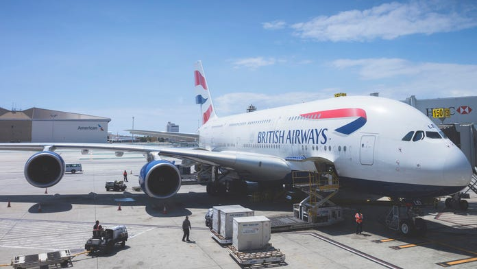 Possible 'fire on board' British Airways flight reportedly prompts emergency landing