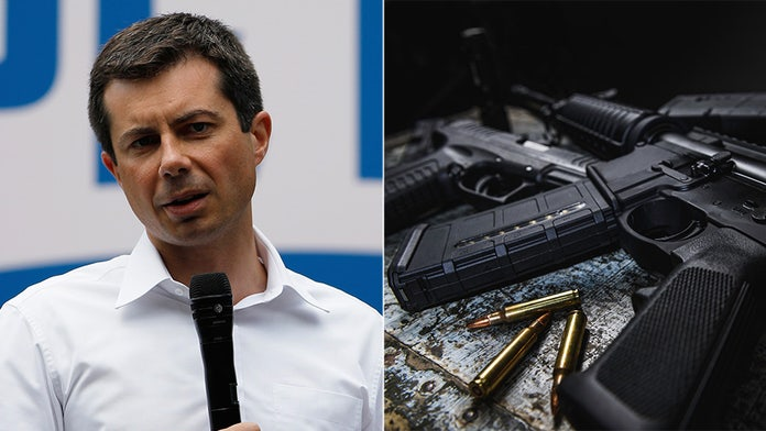 Pete Buttigieg dodges question on mandatory 'assault weapon' buyback during CNN interview