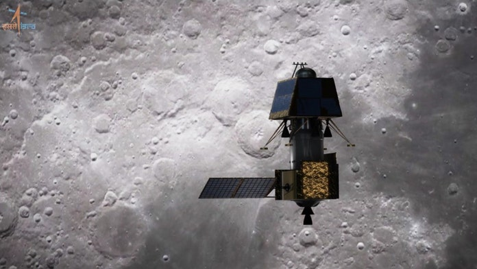 India eyes Moon landing as Chandrayaan-2 spacecraft enters lunar orbit