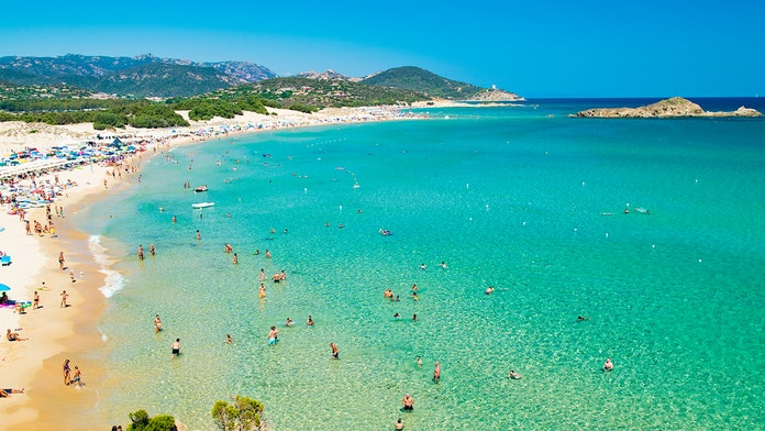 French couple could face jail for taking sand from Italian beach, reports say
