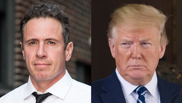 CNN's Cuomo hits Trump's lack of aging in office, suggests he 'doesn't care' like other presidents