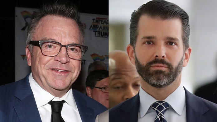 'Piece of garbage': Donald Trump Jr. slams Tom Arnold over lament he and brother Eric haven't been robbed