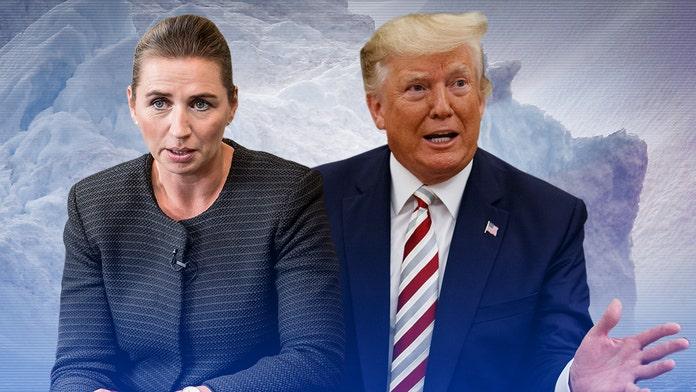 Trump turns up heat on Denmark over NATO spending, after Greenland offer spurned