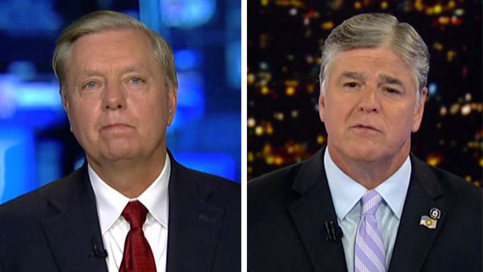 Graham: New Bruce Ohr docs show FISA warrant against ex-Trump campaign aide a 'fraud'