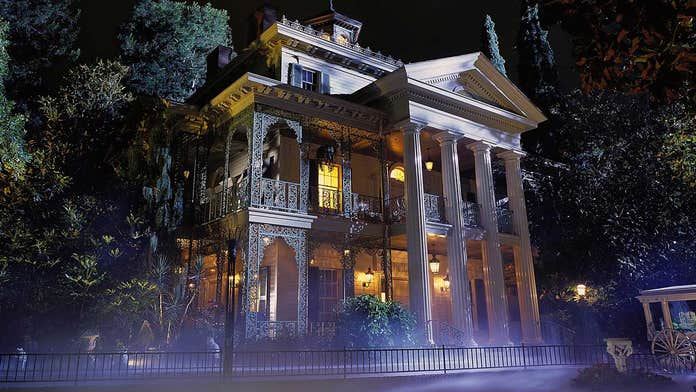 Disneyland debuts macabre menu item in honor of Haunted Mansion's 50th anniversary