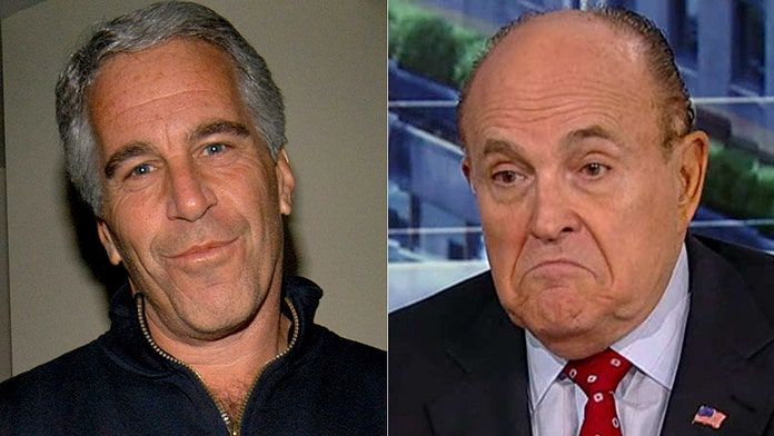 Rudy Giuliani: Why Jeffrey Epstein's death inside NYC jail is 'mind-boggling'