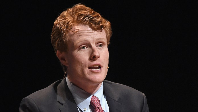 Joe Kennedy III mulling Dem primary challenge for Massachusetts Senate seat