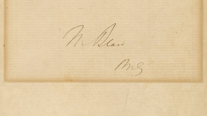 Newly discovered Abraham Lincoln gift to wounded troops up for sale, shows him as 'healer in chief'