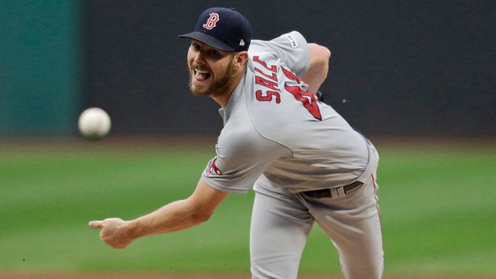 Red Sox shut down Sale for rest of season