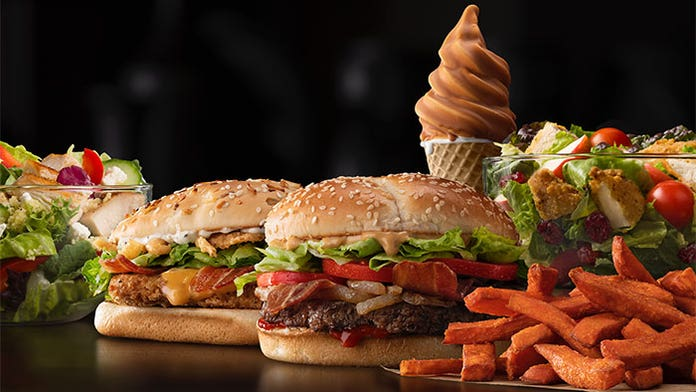 McDonald's debuts sweet potato fries at restaurant headquarters in Chicago