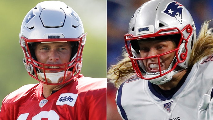 Tom Brady reminds rookie to 'study your playbook' in Instagram comment