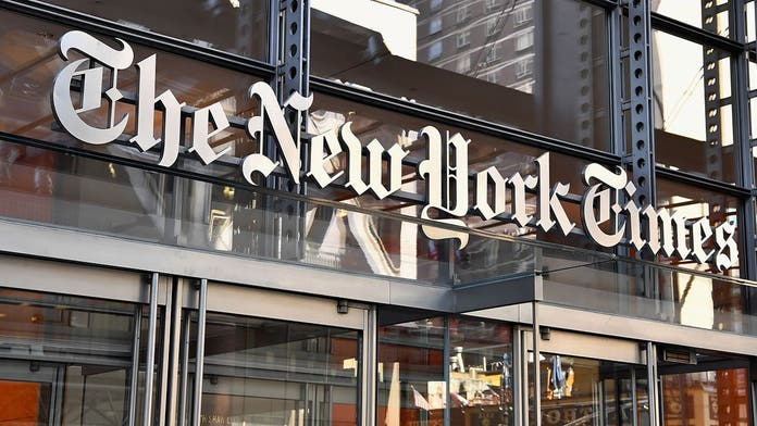 Ted Cruz blasts New York Times: 'Propaganda outlet by liberals, for liberals'