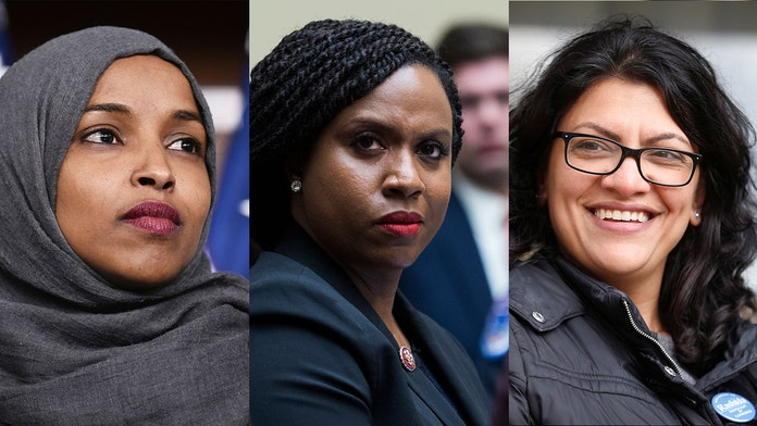 'Squad' member rips Israel's 'bigoted, short sighted and cruel' decision to block Tlaib, Omar