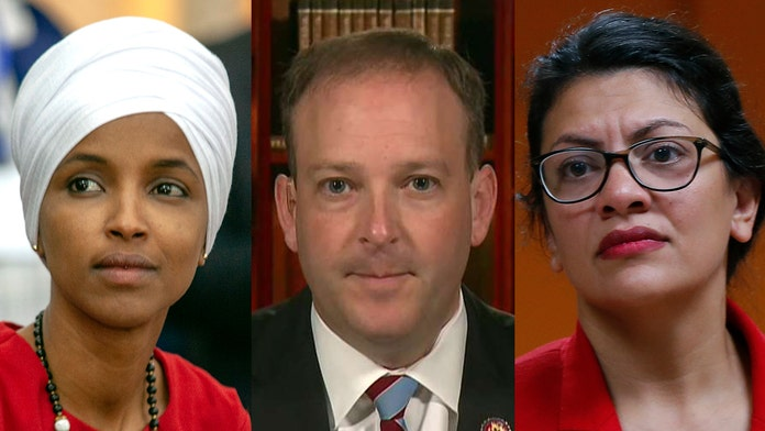 Rep. Lee Zeldin condemns 'bad faith' efforts of Omar and Tlaib to 'harm' nation of Israel