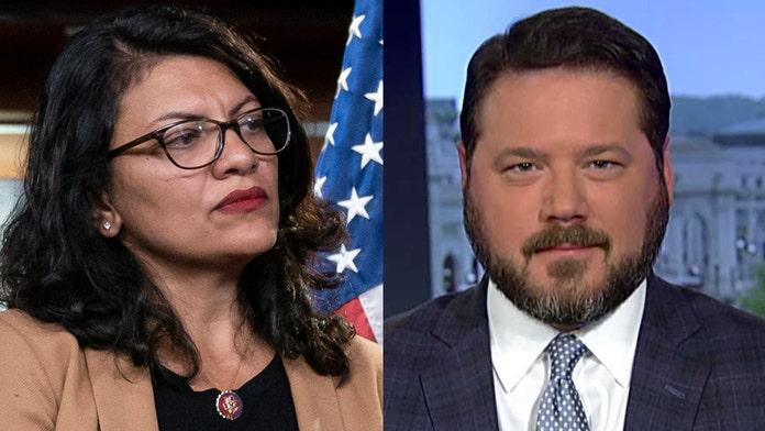 Ben Domenech: Tlaib-Omar Israel remarks make Dems 'hypocrites' if they only denounce Trump rhetoric