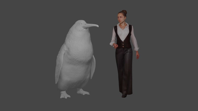 Giant 'human-sized' monster penguin remains discovered in New Zealand