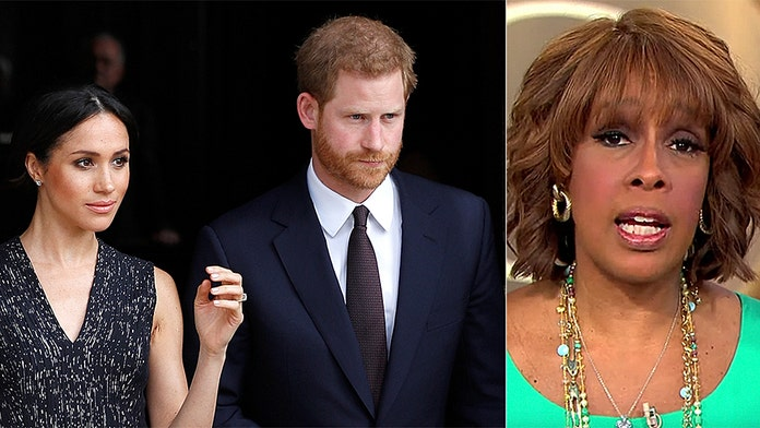 Gayle King defends Meghan Markle and Prince Harry amid private plane fiasco