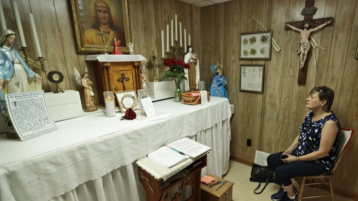 Ohio house becomes destination for miracles amid push for woman's sainthood
