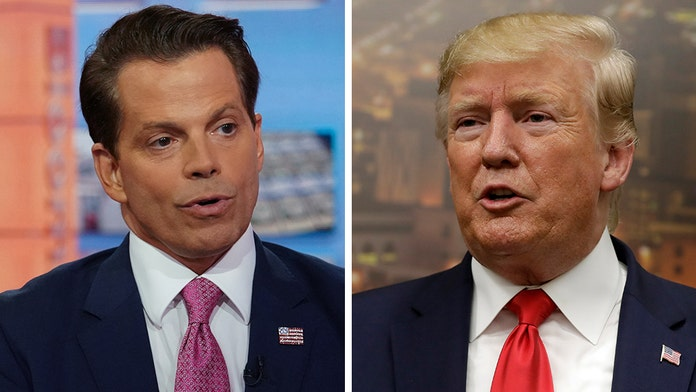 Scaramucci predicts 'demagogue' Trump will not be Republican nominee in 2020