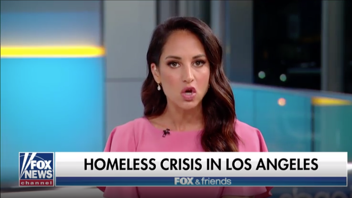 Los Angeles' homeless problem stems from 'drug addiction' and 'mental health,' Fox News' Emily Compagno says