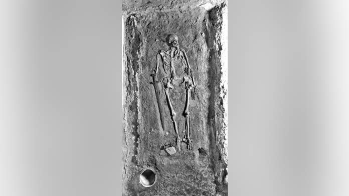 Mysterious medieval skeleton at Prague Castle reveals its secrets