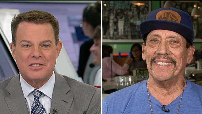Danny Trejo on saving baby girl from crashed SUV: 'Thank God I was in the right place at the right time'