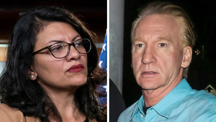 Bill Maher fires back at Tlaib's after she suggests a boycott of his show