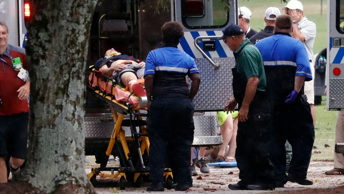 Lightning strike at PGA TOUR Championship injures 6