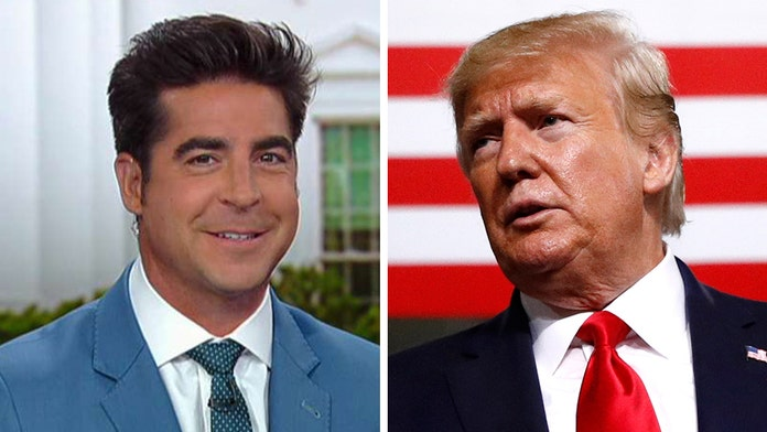 Jesse Watters: Trump conducting the media like an orchestra