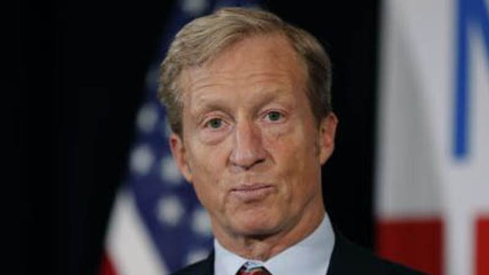 Chris Plante: Tom Steyer may make next Dem debate, but appears 'antithetical' to party doctrine