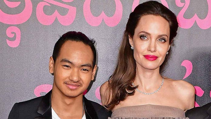 Angelina Jolie drops son Maddox off at college in South Korea