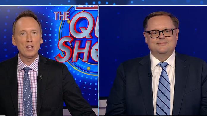 Fox Nation 'Quiz Show' must-see moments: Todd Starnes, Matt Gaetz and more