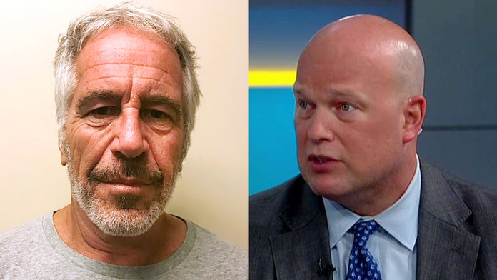 Former Acting AG Whitaker on Jeffrey Epstein's apparent suicide: 'Something doesn't add up'