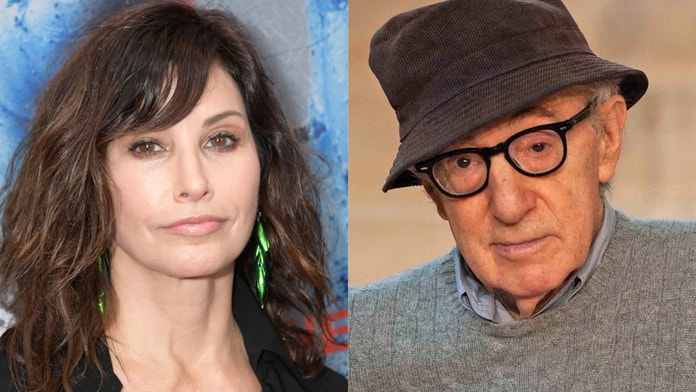 Gina Gershon says Woody Allen 'is not a sexual predator,' defends working with him