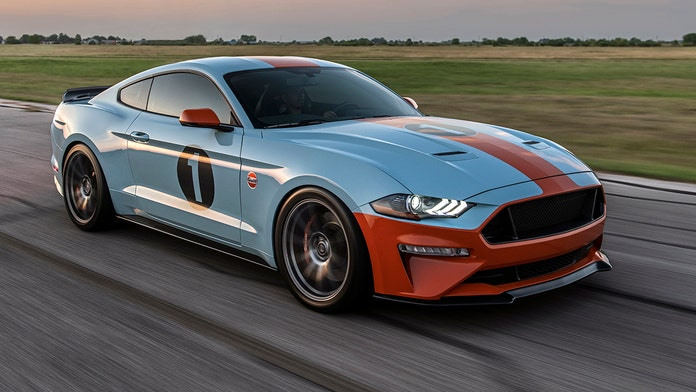 Custom Ford Mustang is a potent and pricey pony for dealer
