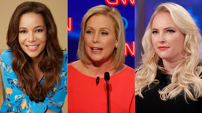 'View' host praises how Biden handled Gillibrand's attack: 'He put her in the ground'