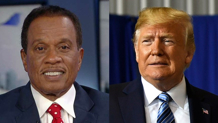 Juan Williams: Trump's Jewish-American Democratic voter comments 'could be interpreted as anti-Semitic'