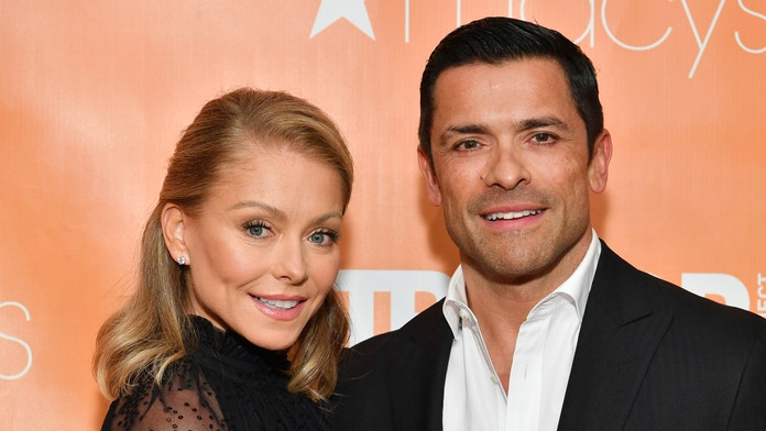 Kelly Ripa and Mark Consuelos 'crying' over daughter starting college