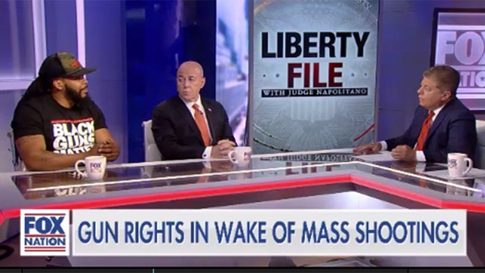 Black Guns Matter founder Maj Toure on Fox Nation: Gun-free zones 'do not work'
