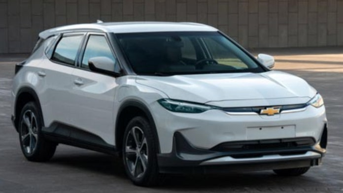 Chevrolet's new electric car is named after Thomas Edison ... sort of