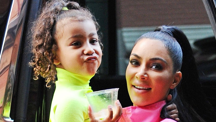 Kim Kardashian reveals medical accessory that daughter North, 6, 'wanted' to wear