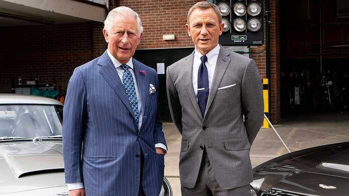 Prince Charles invited to appear in next James Bond film