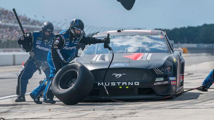 NASCAR cars getting big wheels in 2021