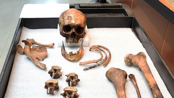 Remains of 19th-century 'vampire' found