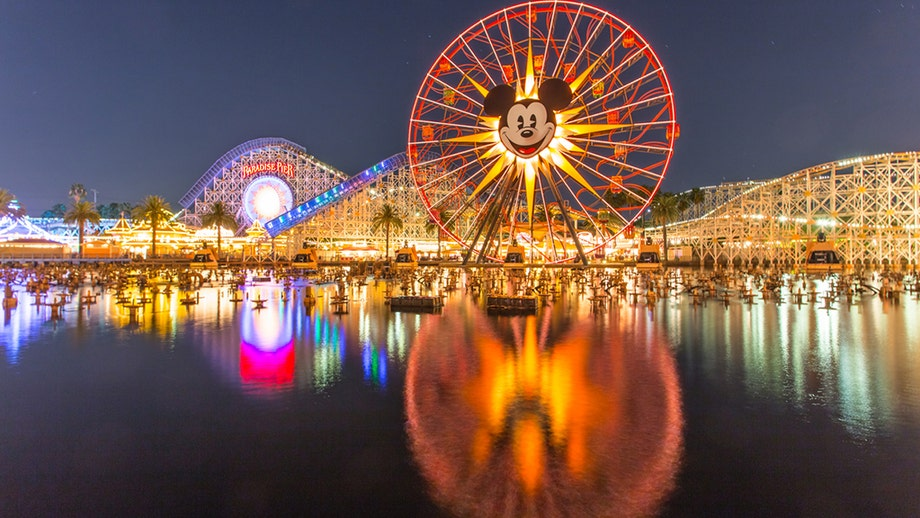 Disneyland to open portion of California Adventure Park for shopping, outdoor dining